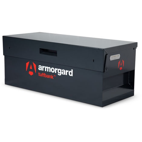 Armorgard - Coffre pour camion en acier 1275x515x450 mm - TuffBank TB12