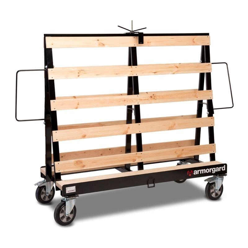 Image of Armorgard Loadall Board Trolley 1500kg 900x2100x1550mm