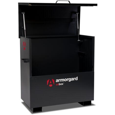 Armorgard OXBox OX4 Site Secure Box Storage Safe Store 1210x640x1175mm
