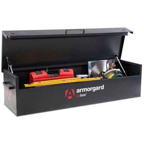 Armorgard OXBox OX6 Secure Truck Van Vault Storage Safe Box 1800x555x445mm