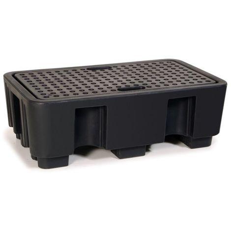 Armorgard - Palette de rétention pour 2 fûts de 205 L 1310x750x435 mm DrumBank - DBP2