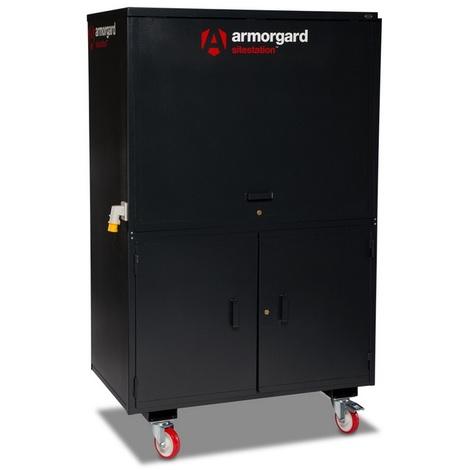 Armorgard - Station de travail sur site mobile 1355x835x2000mm - SiteStation SS2