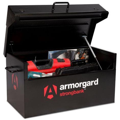 Armorgard Strongbank 1030x565x480 SB1 Extra Secure Van Box
