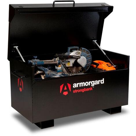 Armorgard Strongbank SB2 1325 x 700 x 665 - Extra Secure Site Box