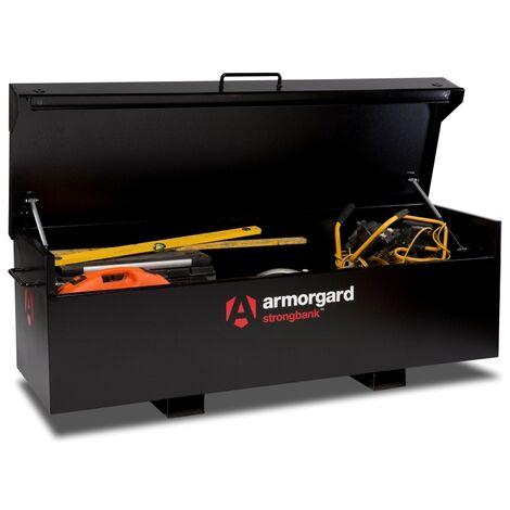 Armorgard StrongBank SB6 Truck Van Vault Storage Safe Box 2000x690x665mm