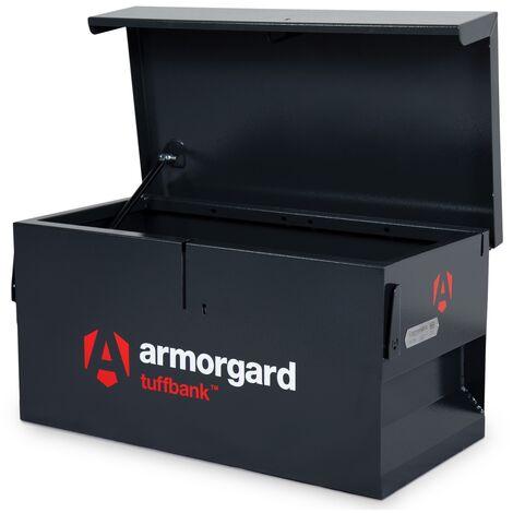 Armorgard TuffBank TB1 Secure Van Vault Storage Safe Box 980x540x475mm