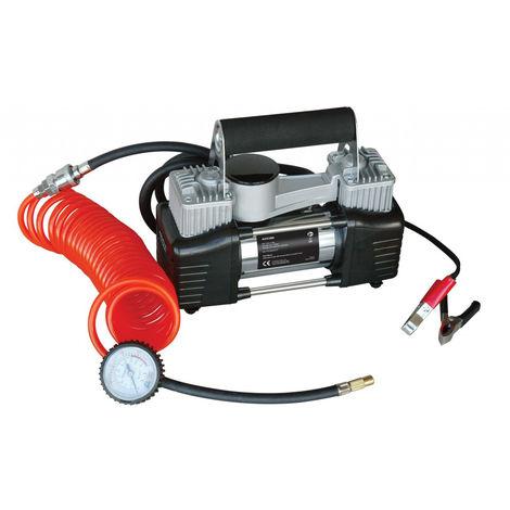 Armour Mini compressore portatile professionale 12V DC auto moto bici AD2386-014