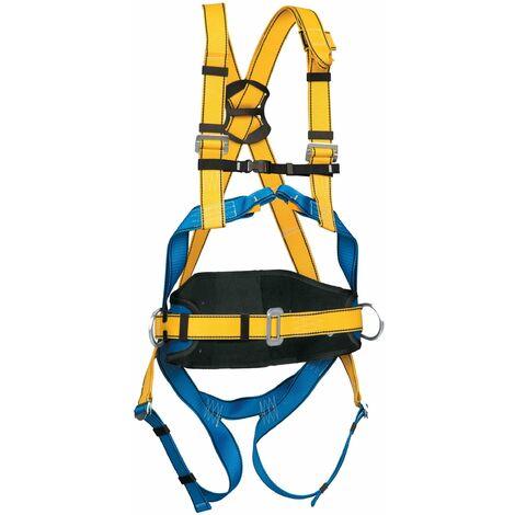 Arnés anticaídas Cinturón P50 - EN361 y EN358 | Hebillas