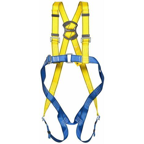 Arnés anticaídas dorsal y esternal P36 - EN361   Hebillas