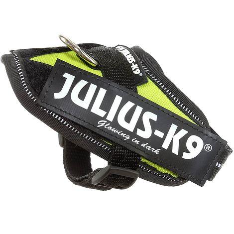 Arnes Julius K9 IDC Lumino Con Etiqueta Personalizada GRATIS