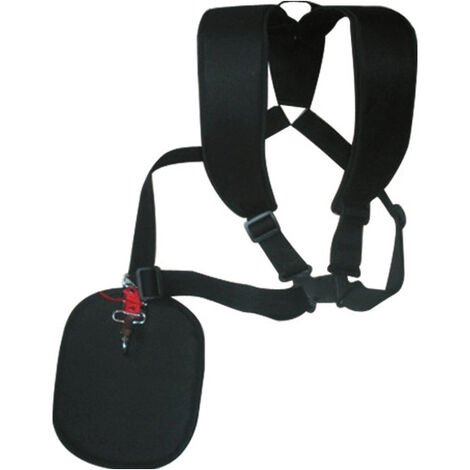 Arnés Profesional Para Desbrozadora Con Cinturón Doble - Kawapower