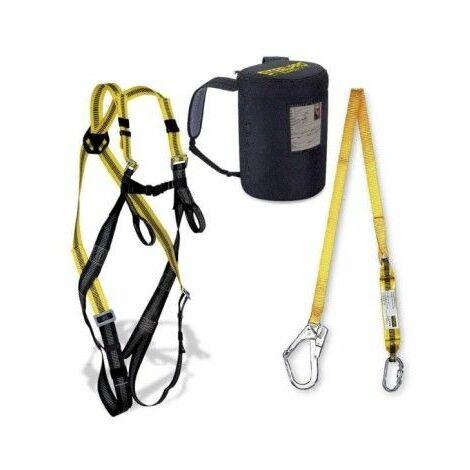 Arnes Seguridad Dorsal/Frontal Completo Absorbedor Steelpro