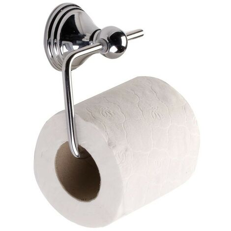 Arno Toilet Roll Holder - Chrome