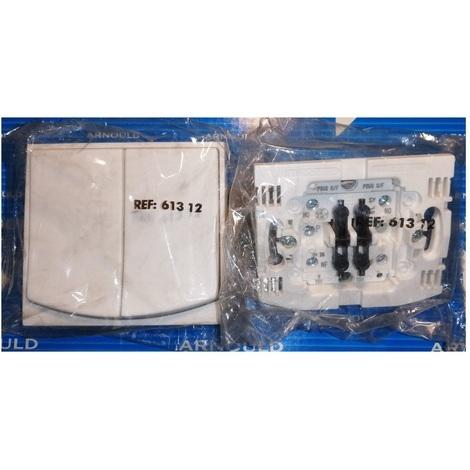 Arnould 61312 Double poussoir complet Ouverture/fermeture - 2001 Lumière
