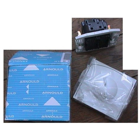Arnould 61392 Dimmer rotative 500W - 2001 LUMIERE
