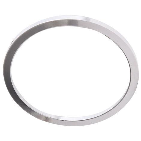Aro decorativo cromo para combinar con foco modelo Reto (Cristal Record ARO-047-001)