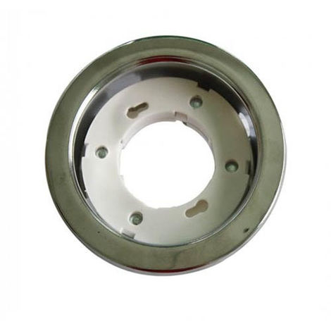Aro empotrable para bombilla LED GX53 Blanco