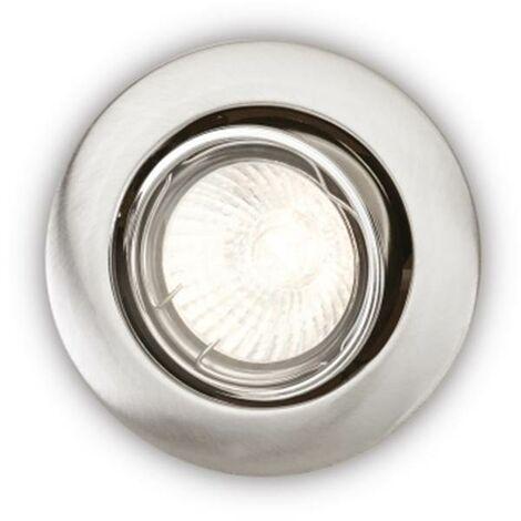 """Aro Empotrar Orientable """"Enif"""" Aluminio 5924017E7"""
