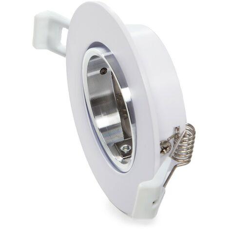 Aro Foco Downlight Circular Blanco 92M (HO-ARO-T102-B)