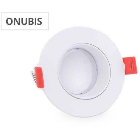 Aro redondo Onubis + lampara GU10 7W 3000K GSC 000704796