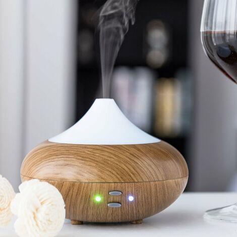 Luftbefeuchter Ultraschall Luftreiniger Raumbefeuchter Aroma Diffuser Humidifier