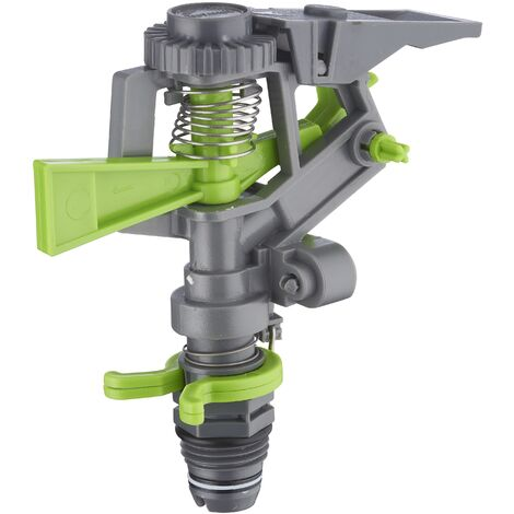 AROZ Asperseur rotatif a secteur automatique plastique