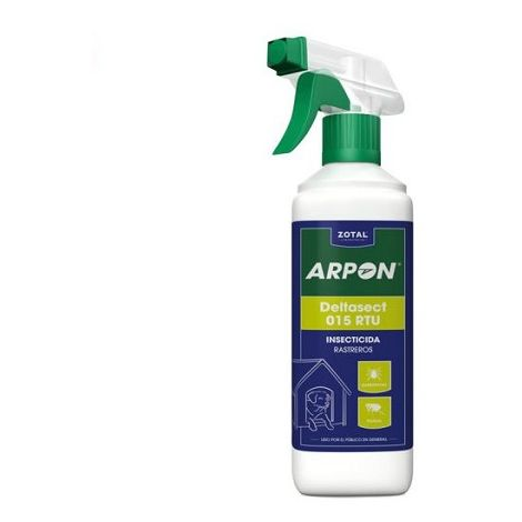 ARPON DELTASECT RTU PLUS Insecticida Pulverizador 250 ml