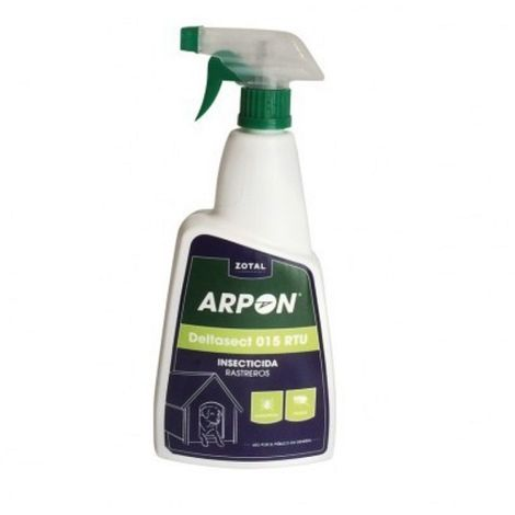 ARPON DELTASECT RTU PLUS Insecticida Pulverizador 750 ml