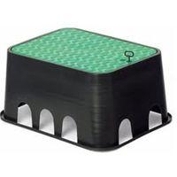 ARQUETA PVC ABIERTA C/TAPA RECTANGULAR 63*48*30.5