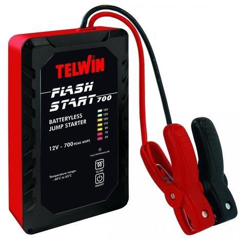 Arrancador de batería TELWIN Flash Start 700