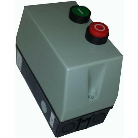 Arrancador directo con contactor trifásico 18A 400Vac