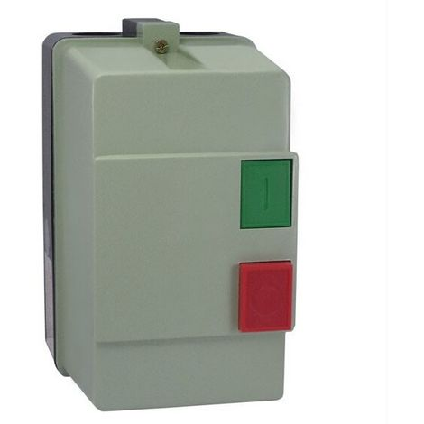 Arrancador directo con contactor trifásico 32A 400Vac