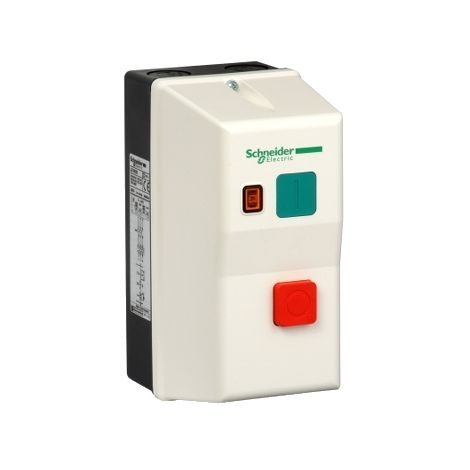 ARRANCADOR EN COFRE IP65 230V SIN TERMIC SCHNEIDER ELECTRIC LE1M35P7