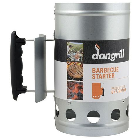 Arrancador-encendedor para carbon