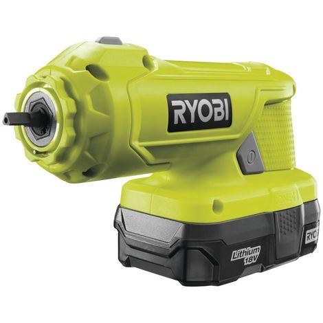 Arranque E-Start + carg. e bateria 18V - 1,3 Ah Lítio RYOBI OES1813