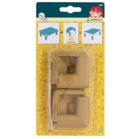 ARREGUI corner protection - A-1044261 - Light brown - 4 corners