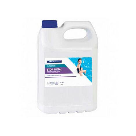 Arrêt métal 5 L CTX pour eau de piscine - 171505 - CTX - -
