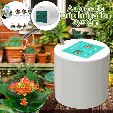 Arrosage automatique goutte à goutte Irrigation système Micro minuterie d'arrosa