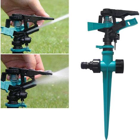 Arroseur à impulsion rotative système d'arrosage de pelouse de jardin d'arrosage de tuyau d'eau