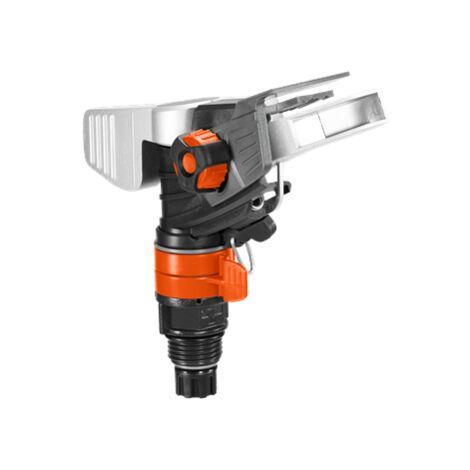 Arroseur canon 30 à 490m² de 3 à 12,5 mèrtes