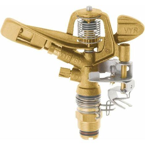 Arroseur canon rotat/secteur V60 Levier oscillant laiton
