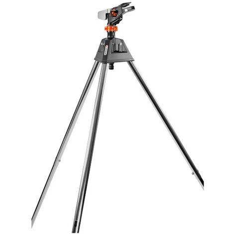 Arroseur canon sur trépied portée 5m-12,5m 490m2 8138-20 GARDENA