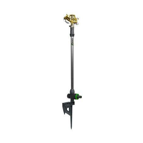 Arroseur cracheur métal sur pic hauteur 50 cm