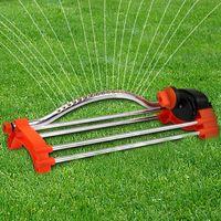 Arroseur irrigateur réglable jardin pelouse rectangulaire