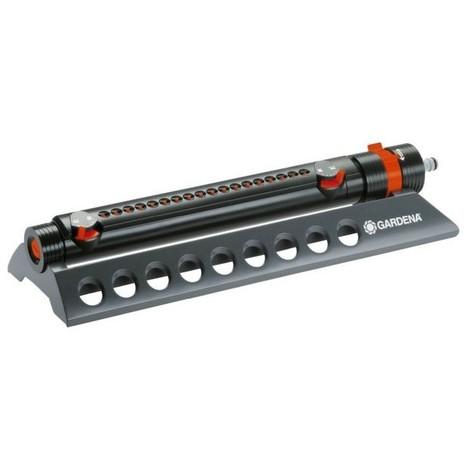 Arroseur oscil aquazoom 350/2 comfort 28 a 350 m2