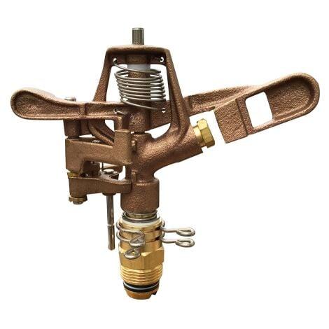 Arroseur Pro laiton 20x27, portée 6-16m RT55/791C