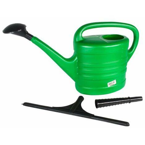 Arrosoir , Arrosoir de jardinage,Arrosoir à bec long, plastique pour rempotage de jardin(Vert 13 L) - Vert