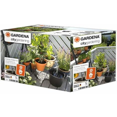 Arrosoir automatique de vacances pour plantes en pots