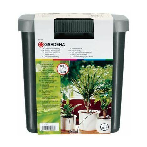 Arrosoir automatique de vacances pour plantes en pots + réservoir