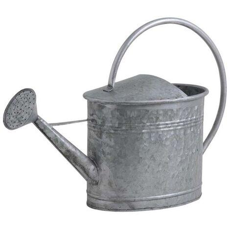 Arrosoir en zinc lourd 7L